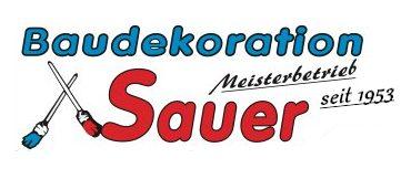 Baudekoration Sauer